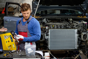 Radiator and Cooling System Repair