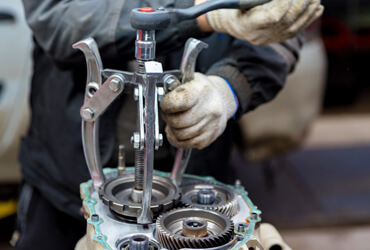 Clutch and Transmission Repair