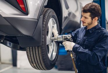 Tyre Fitting and General