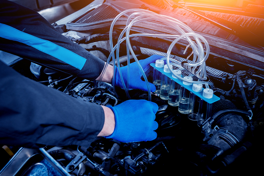What All Is Included In Car Fuel Injector Service?